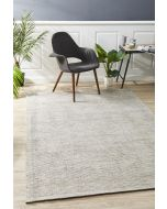 Cloud Stone Cotton Rayon Rug 280X190cm