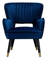 Pinotage Chair Navy