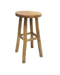 Ikeu Driftwood Bar Stool