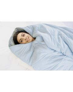 """Ardor """"Cooling Weighted"""" Blanket 9000G - 122X183Cm - Blue"""