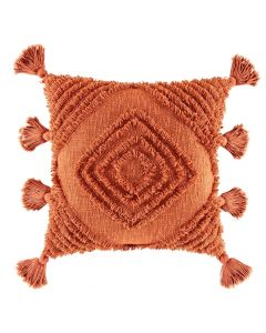 Daffie Cushion - Rust Square