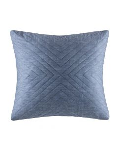 Delphine Euro Pillowcase  - Multi Square