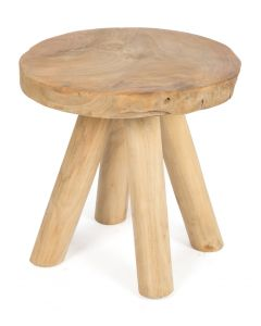 Natural Table, Round