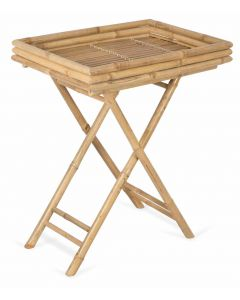Bamboo Tray Table-Natural